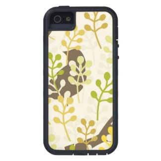 Rustic chic sparrow swallow bird shabby pattern case for the iPhone 5