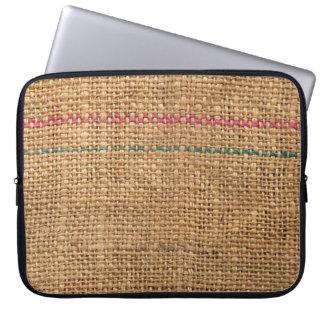Rustic Coffee Bag Material