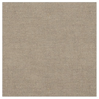 Rustic Country Burlap Canvas Texture Pattern Fabric