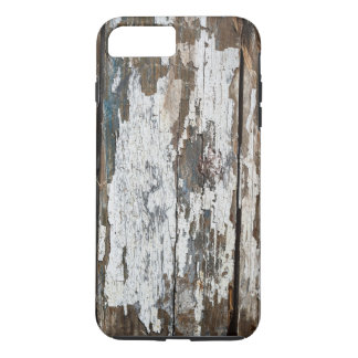 Rustic Country Woodgrain Texture Manly Cool Unique iPhone 7 Plus Case