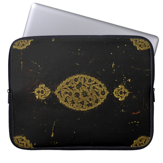 Rustic Covers Black And Gold Gothic