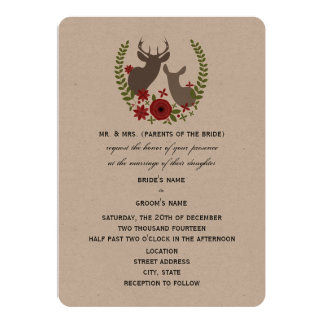 Shop Zazzle's selection of Christmas wedding invitations for your special day!