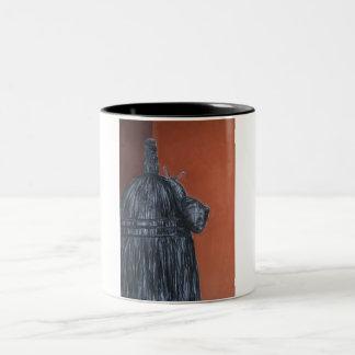 Rustic drawing Mug