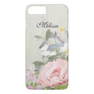 Rustic Elegant Floral iPhone 8 Plus/7 Plus Case