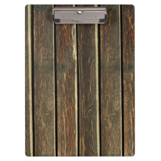 rustic floor wood boards clipboard