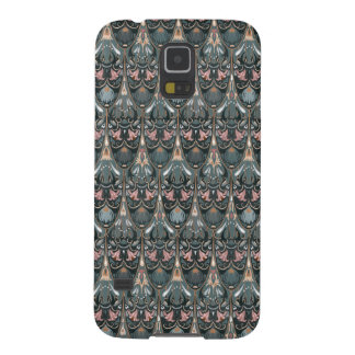 Rustic floral luxury squama military color pattern galaxy s5 cover
