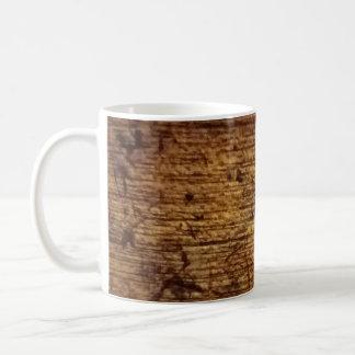 Rustic Hand Mug