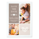 RUSTIC HEART DOODLES   SAVE THE DATE ANNOUNCEMENT