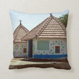 Rustic India Feel Pillow Covers