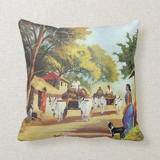 Rustic India Feel Pillows