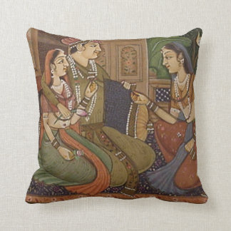 Rustic India Pillow Covers