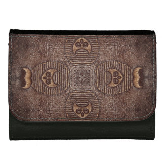 Rustic Leather Wallet