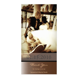 RUSTIC LOVE PHOTO CARDS