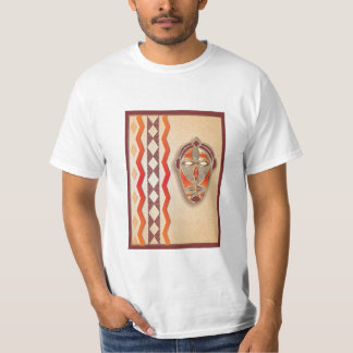 rustic mask 47 T-Shirt