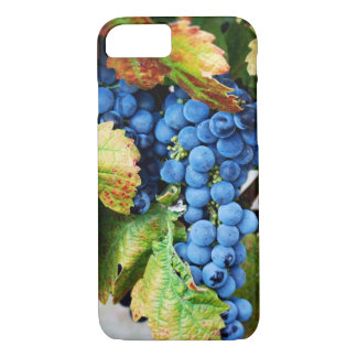 Rustic Napa Valley Wine Country Merlot Phone Case