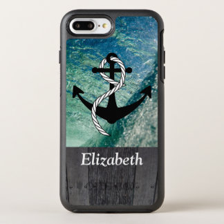 Rustic Nautical Ocean Summer Phone Case