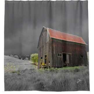 Rustic Old Barn Vintage Farmhouse Trendy