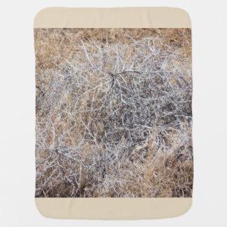 Rustic Our Little Tumbleweed Custom Baby Blanket