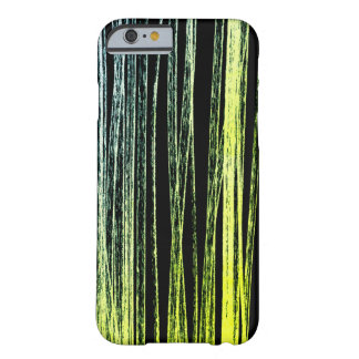 Rustic Pastel Strokes Stretched Barely There iPhone 6 Case