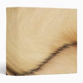 Rustic Patch Vinyl Binder