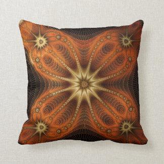 Rustic Pillow Fractal Artsy