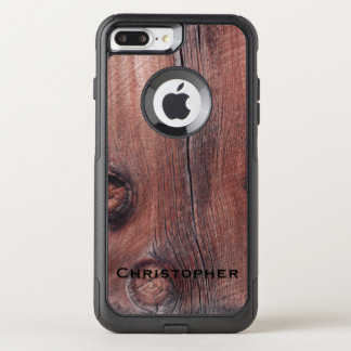 Rustic Red Barn OtterBox Commuter iPhone 7 Plus OtterBox Commuter iPhone 7 Plus Case