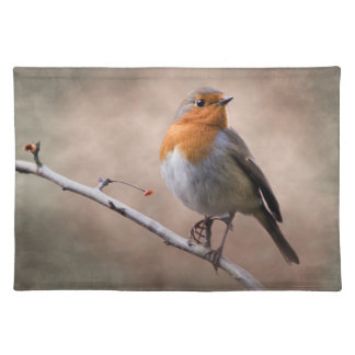 Rustic Robin Placemat
