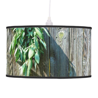 Rustic  Sage Pendant Lamp