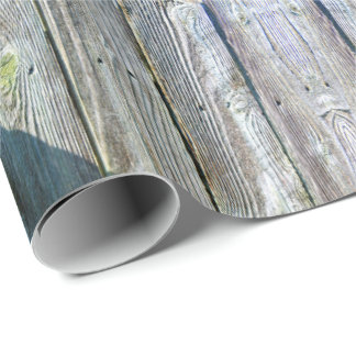 Rustic Sage Wrapping Paper