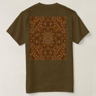 Rustic Scales Apparel  Back T-shirt