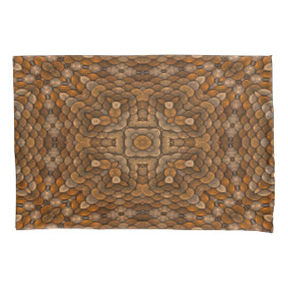 Rustic Scales Vintage Kaleidoscope   Pillowcases