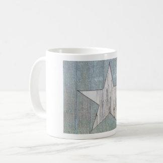 Rustic Star Coffee Mug