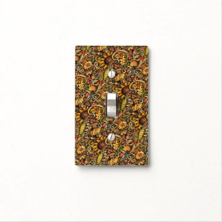 Rustic Sunflower Light Switch Cover