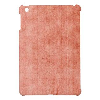 Rustic Terra Cotta iPad Mini Case