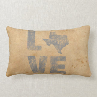 Rustic Texas Lumbar Pillow