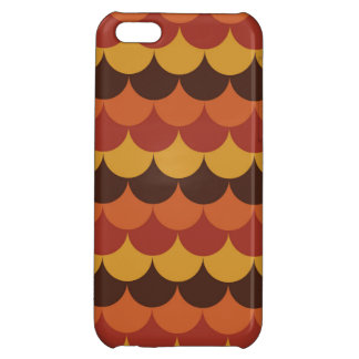 Rustic Thanksgiving Holiday Fall Autumn Colorful Cover For iPhone 5C