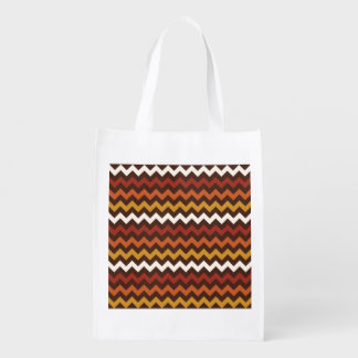 Rustic Thanksgiving Holiday Fall Autumn Colorful Market Totes