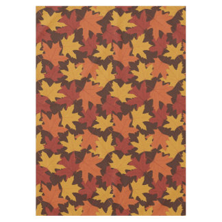 Rustic Thanksgiving Holiday Fall Autumn Colorful Tablecloth
