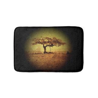 Rustic Tree Bath Mat