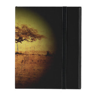 Rustic Tree Cover For iPad