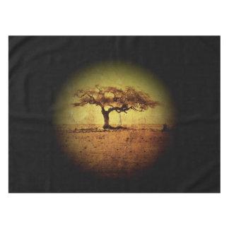 Rustic Tree Tablecloth