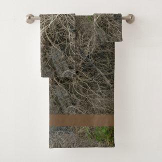 Rustic Tumbleweed Bath Towel Set
