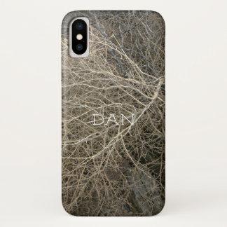 Rustic Tumbleweed iPhone X Case