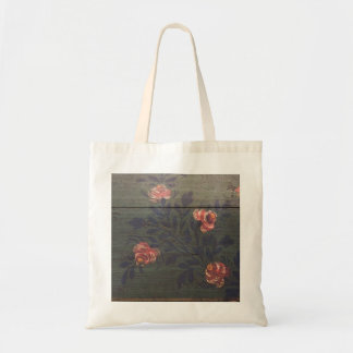 Rustic vintage flowers bags