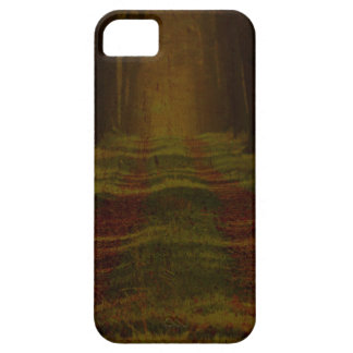 Rustic Vintage Wedding Favors Forest Trail iPhone 5 Cover
