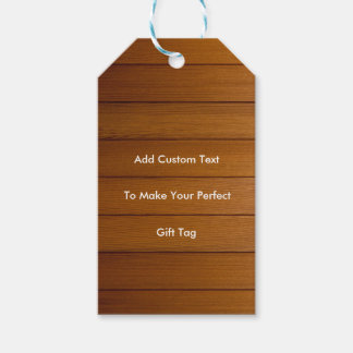 Rustic Wedding | Barn Wood Gift Tags
