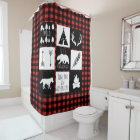 Rustic Wilderness & Animals Buffalo Check Plaid