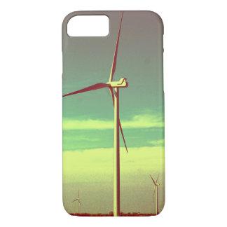 Rustic Windmill iPhone 7 Case