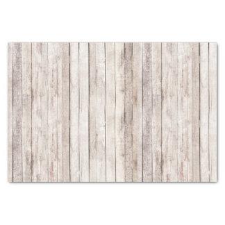 Rustic Wood Barn Boards Farmhouse Woodland Wedding Tissue Paper
