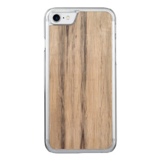 Rustic Wood Carved iPhone 7 Case